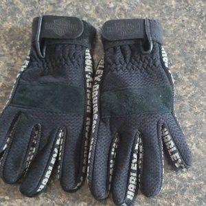 NWOT Harley-Davidson Gloves M
